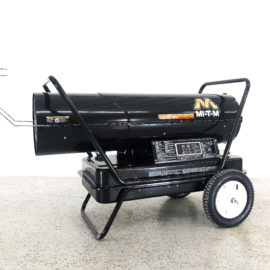 400,000 BTU Diesel Forced Air Heater