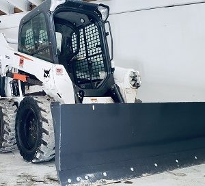 6 Way Dozer Blade – Attachment for Skid Steer